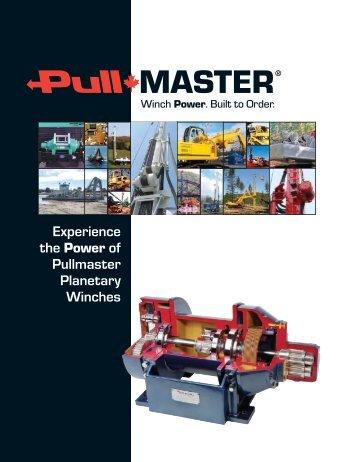 Pullmaster Brochure - TWG