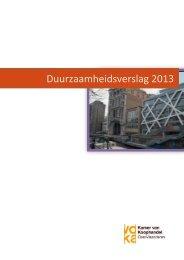 Download het duurzaamheidsverslag 2013 - Voka