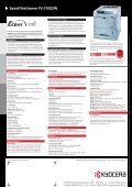 Spezifikationen FS-C5020N - 1a-gebrauchte-Drucker.de - Seite 2