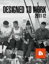 L.BRADOR. WORKWEAR DESIGNED TO WORK - Luna Polska