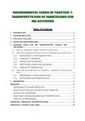 Transport of Insecticides for IRS Activities - NVBDCP - Page 3