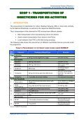 Transport of Insecticides for IRS Activities - NVBDCP - Page 5