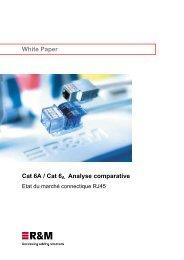 Lire le livre blanc état du marché connectique RJ45