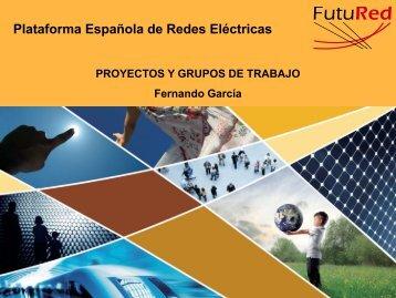Proyectos y Grupos deTrabajo - Futured