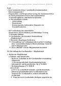 A. Das Zustandekommen der Gesellschaft, Abgrenzung zu ... - Seite 3