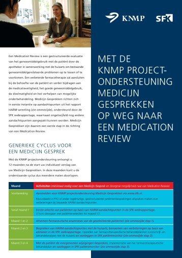 Handleiding Medicijn Gesprekken - KNMP