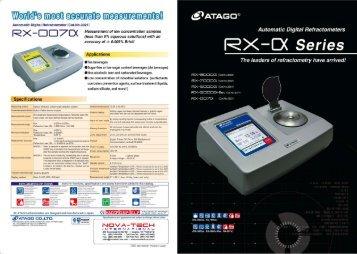 RX-0 0 7 - Nova-Tech International, Inc