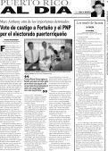 Sus candidatos - como Fortuño- han vuelto a ser derrotados - Page 7