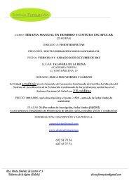 Información curso hombro.pdf - Fisaude