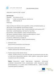 Ohjausryhmän 19042010 kokouksen pöytäkirja.pdf - Lahden ...