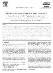 Journal of Neuroscience Methods 93 - CiteSeerX