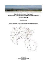 Rozbor udržitelného rozvoje území pro správní obvod ORP Frýdek ...