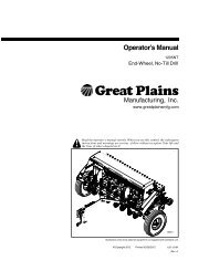 Operator: English: 150-131m.pdf - Great Plains Manufacturing