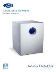LaCie 5big Network - Vistek