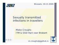Dr. M. Croughs, ITG Antwerpen