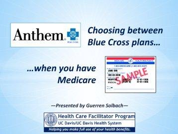 Medicare Eob Online For Providers: Is Anthem Blue Cross ...