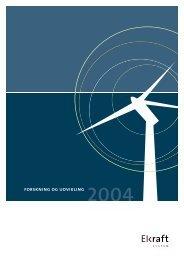 Elkraft Forskning og Udvikling 2004.pdf - Energinet.dk