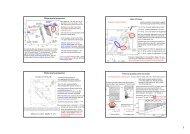Günter's presentation on white dwarfs