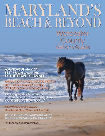 to download our free visitor's guide in PDF. - Worcester County ...