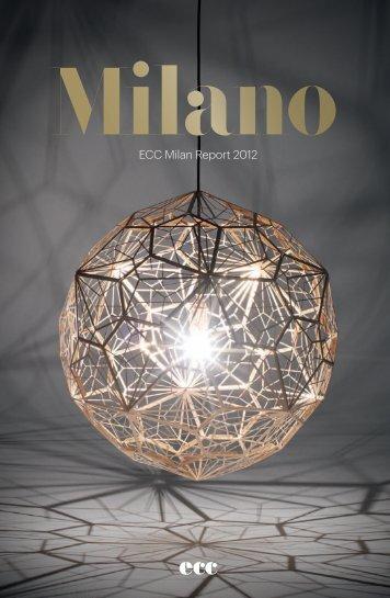 ECC Milan Report 2012 - Spatial Design@Massey