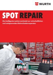 Spot Repair - Würth