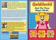 goldilocks and the three magic words - Podar Jumbo Kids Plus