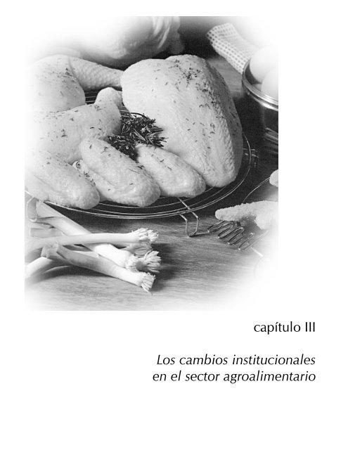 capitulo iii - Instituto Interamericano de Cooperación para la ...