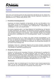 Druckversion PDF - Steuern St. Gallen - Kanton St.Gallen