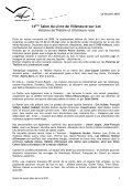 Dossier de presse Salon du Livre 2010 1 - Villeneuve sur Lot - Page 2