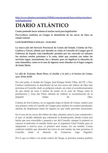 DIARIO ATLÁNTICO - Plataforma Nacional de Afectados por la Ley ...
