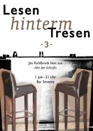 hinterm - Ploettner Verlag