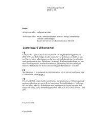 Förhandlingsprotokoll 2012-12-19 - Arbetsgivarverket