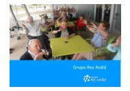 Presentación de Grupo (octubre 2012) - Fundación Rey Ardid