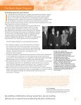 Annual reports, 2004 - Brain Canada - Page 5