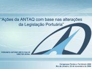 Rio - Antaq