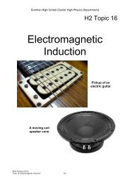 Electromagnetic Induction - ASKnLearn