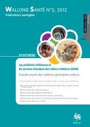 SAMI - Portail Action Sociale et Santé en Wallonie