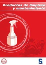 Productos de limpieza y mantenimiento - Euromoto 85