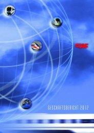 CAF Geschäftsbericht 2012 - C.A.F. Construcciones y Auxiliar de ...