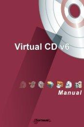 Virtual CD v6 - H+H Software GmbH