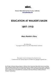 EDUCATION AT WALKER'S BASIN 1897-1910 - Gilbertgia.com