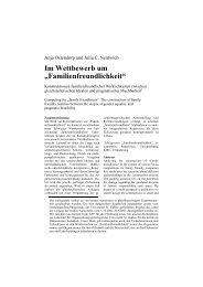 """Im Wettbewerb um """"Familienfreundlichkeit"""" - Zeitschrift für ..."""