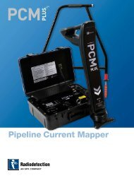 Pipeline Current Mapper