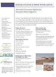 project factsheet - web.pdf - The Minnesota Project