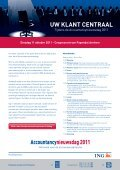 download nummer 15 hier - Accountancy Nieuws - Page 7