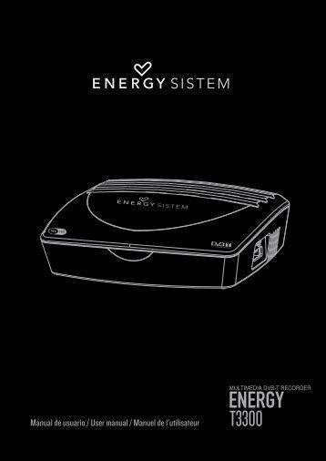 ENERGY T3300 - Energy Sistem
