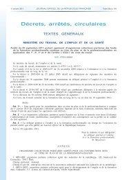 Journal officiel de la République française - N° 236 du ... - LexisNexis