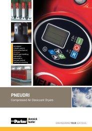 PNEUDRI - Maziak Compressor Services