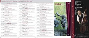 PROGRAMM 2005 - LOOK & BOOK