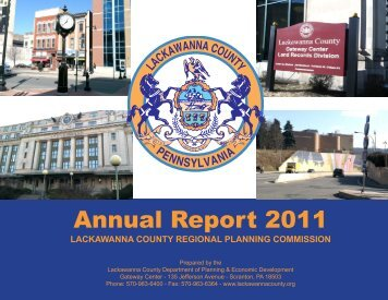 Annual Report 2011 - Lackawanna County